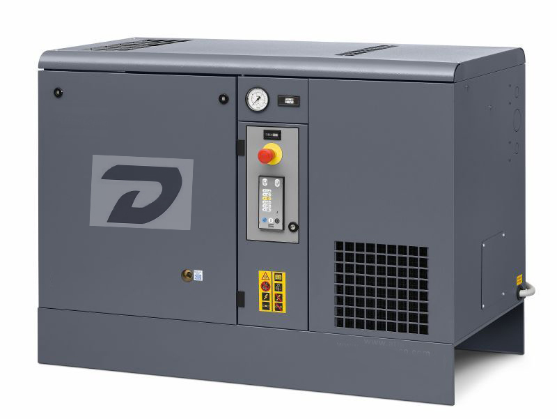 日立无油螺杆空压机_产品展示 / 功能型压缩机 / 日立激光切割机专用_上海泽定空压机
